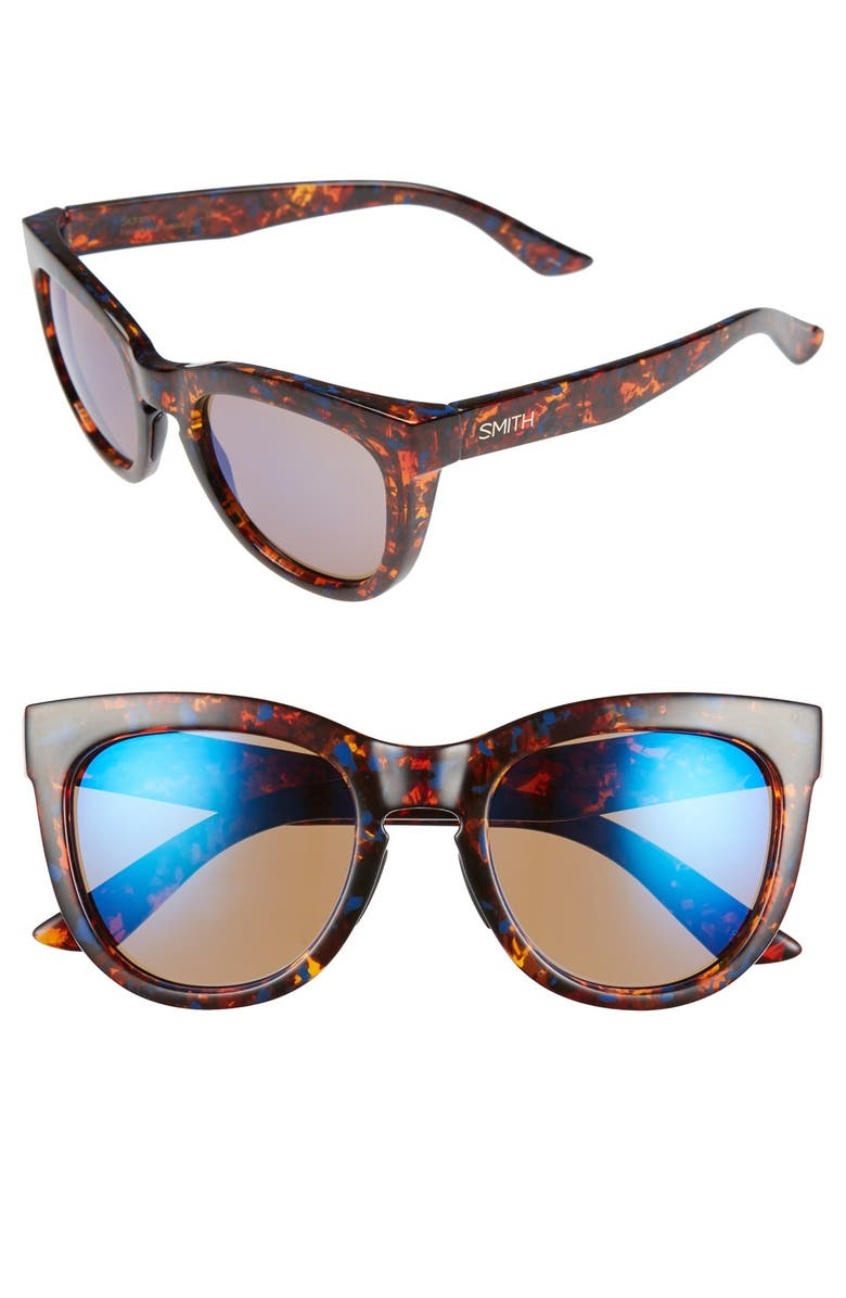 SMITH 'Sidney' 52mm Sunglasses, Main, color, 200