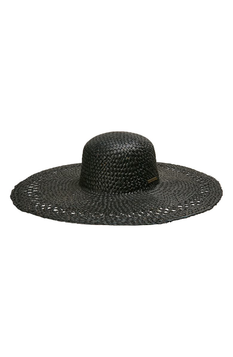 O'NEILL White Sands Straw Hat, Main, color, 001