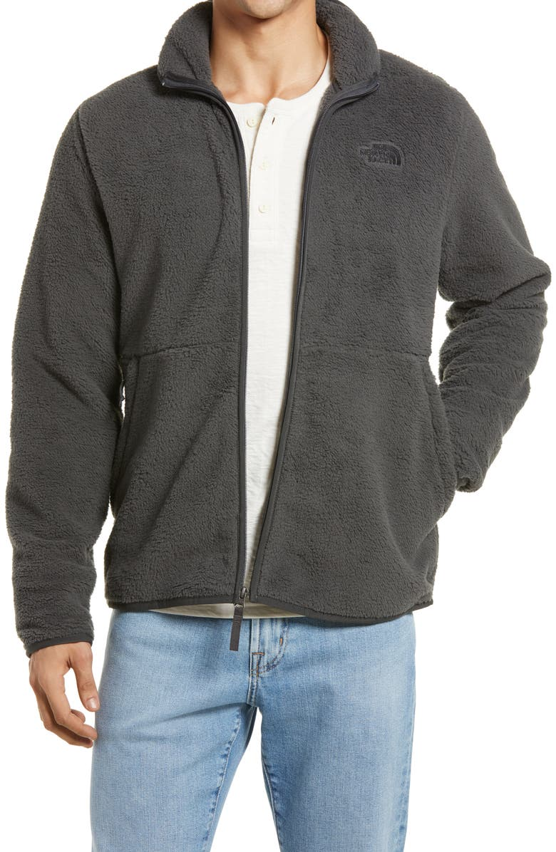 THE NORTH FACE Dunraven Fleece Jacket, Main, color, 021