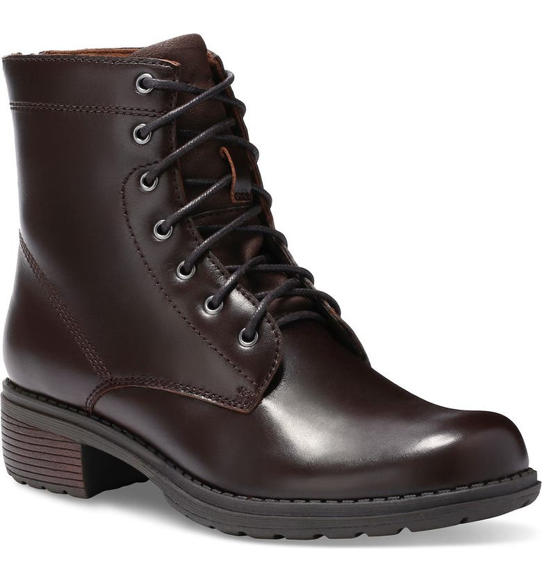 EASTLAND Blair Lace-Up Boot, Main, color, BROWN