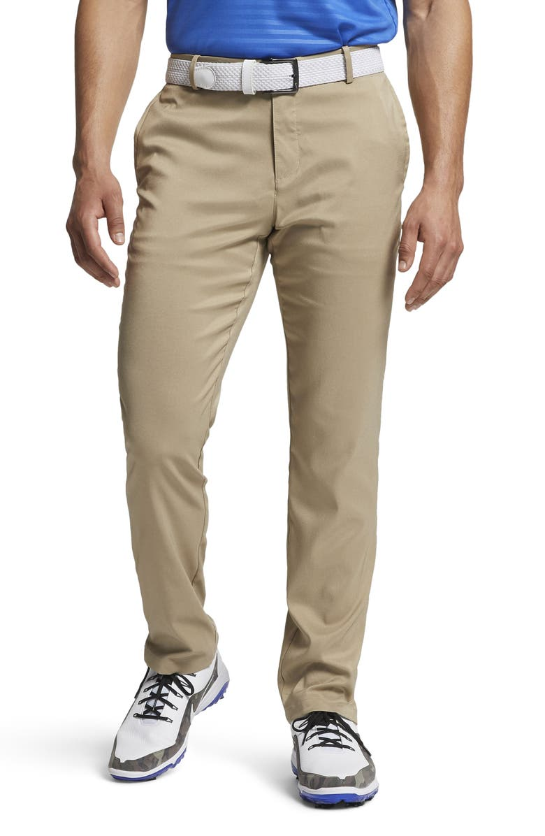 NIKE Flex Core Golf Pants, Main, color, KHAKI/ KHAKI