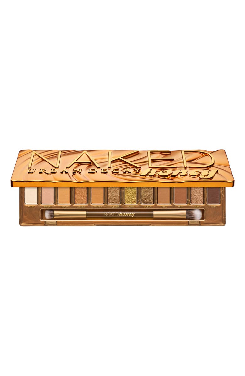 URBAN DECAY Naked Honey Eyeshadow Palette, Main, color, NO COLOR