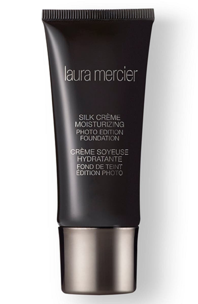 LAURA MERCIER Silk Crème Moisturizing Photo Edition Foundation, Main, color, PECAN