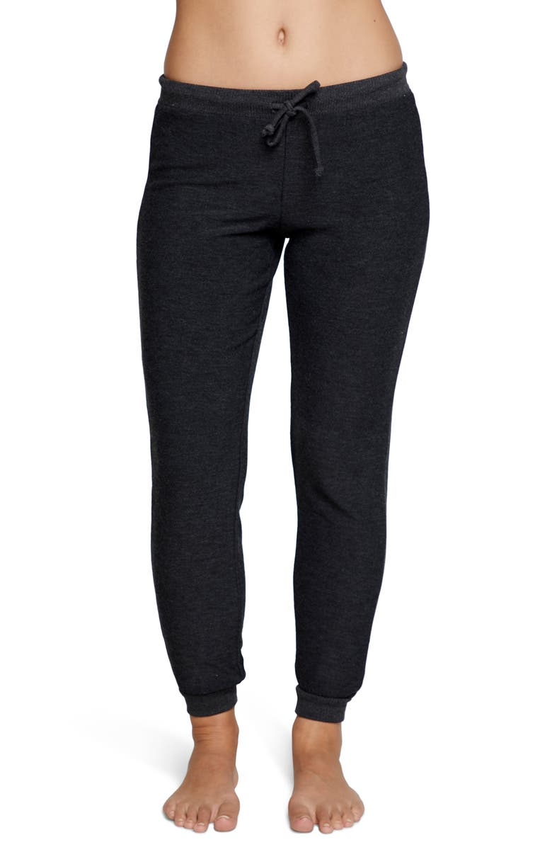 CHASER Vacay Vibers Cozy Joggers, Main, color, 001