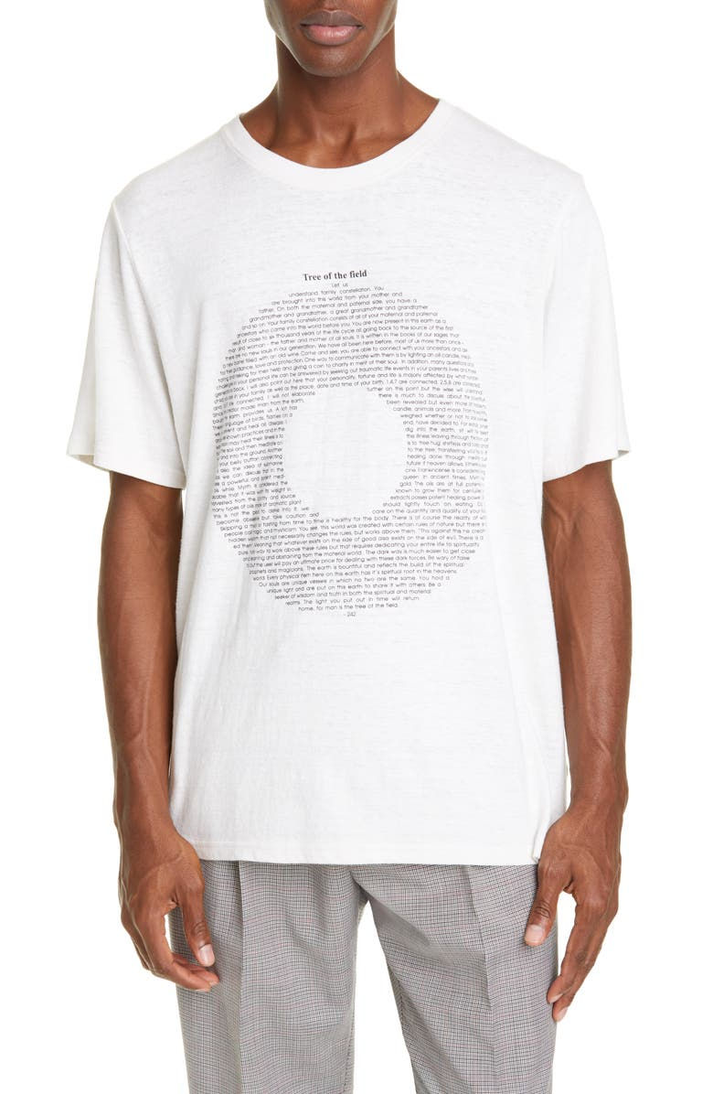 OVADIA Tree of the Field Graphic T-Shirt, Main, color, 150