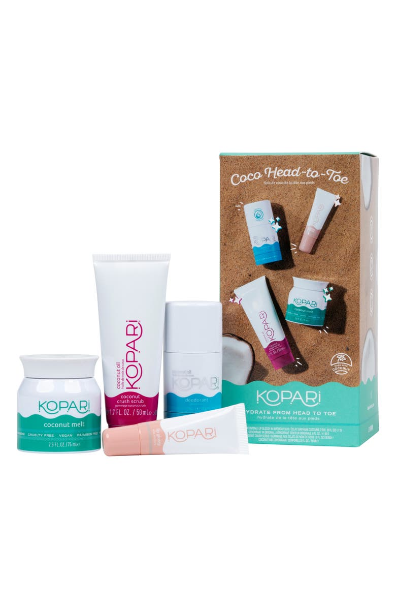 KOPARI Coco Head-to-Toe Travel Size Kit, Main, color, 000