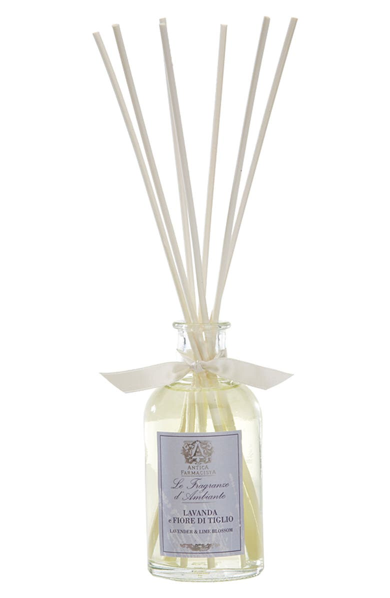 ANTICA FARMACISTA Lavender & Lime Blossom Home Ambiance Perfume, Main, color, No Color