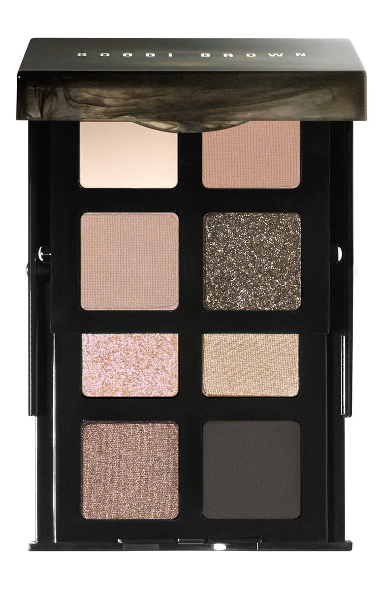 BOBBI BROWN 'Smokey Nudes' Eyeshadow Palette, Main, color, 000