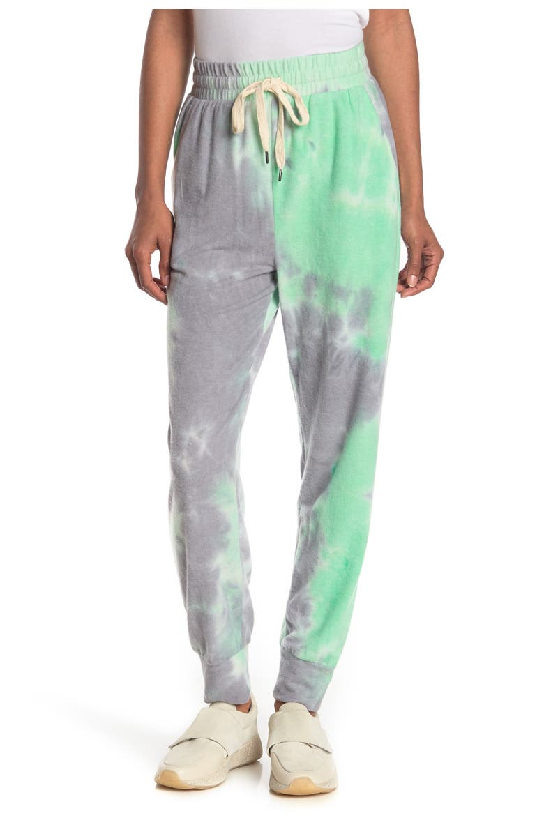 ABOUND Tie Dye Drawstring Joggers, Main, color, 310