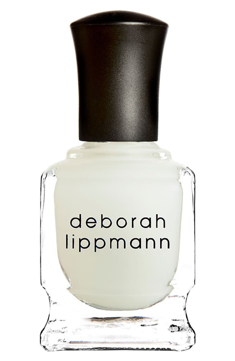 DEBORAH LIPPMANN 'Flat Top' Matte Topcoat, Main, color, 000