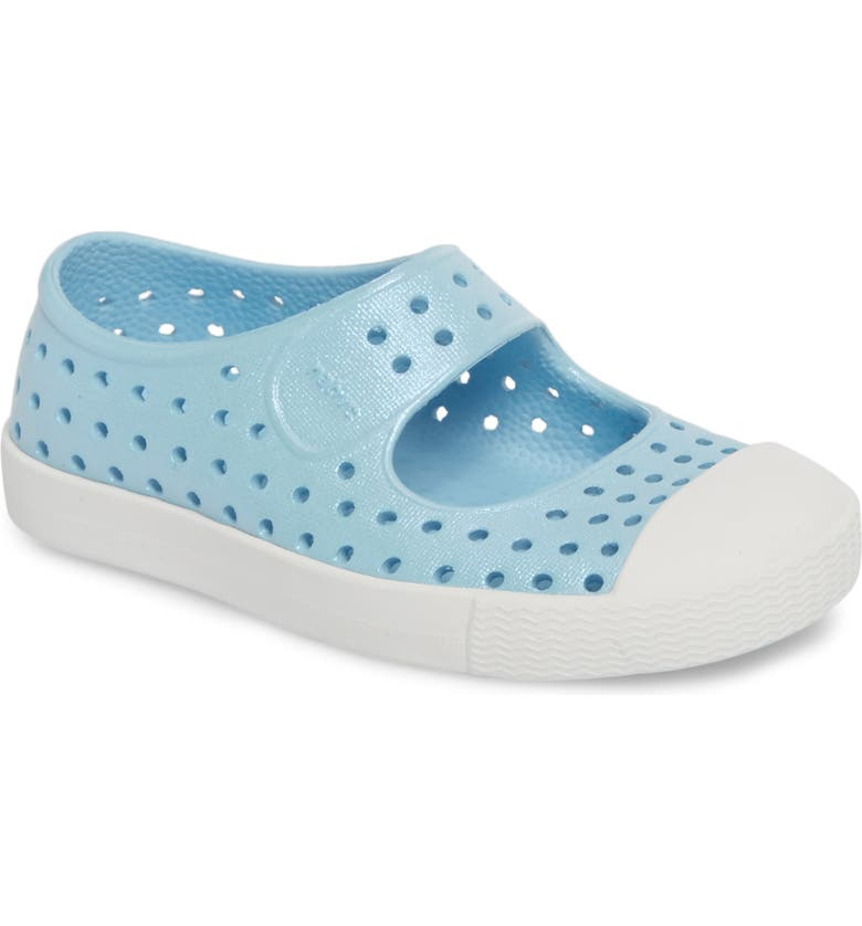 NATIVE SHOES Juniper Perforated Mary Jane, Main, color, 464