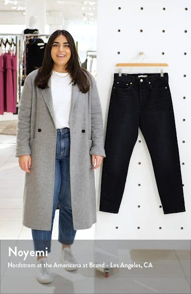 Wedgie Icon Fit High Waist Jeans, sales video thumbnail