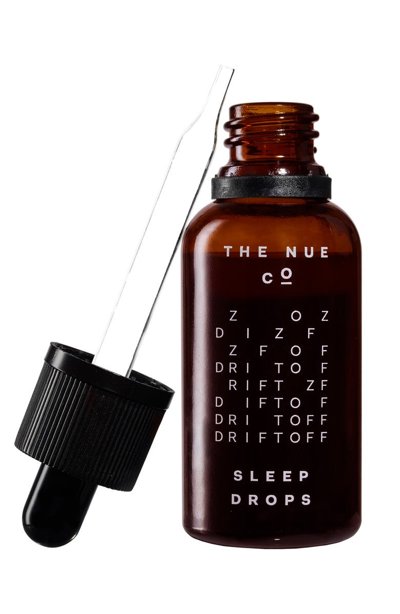 THE NUE CO Sleep Drops Dietary Supplement, Main, color, No Color
