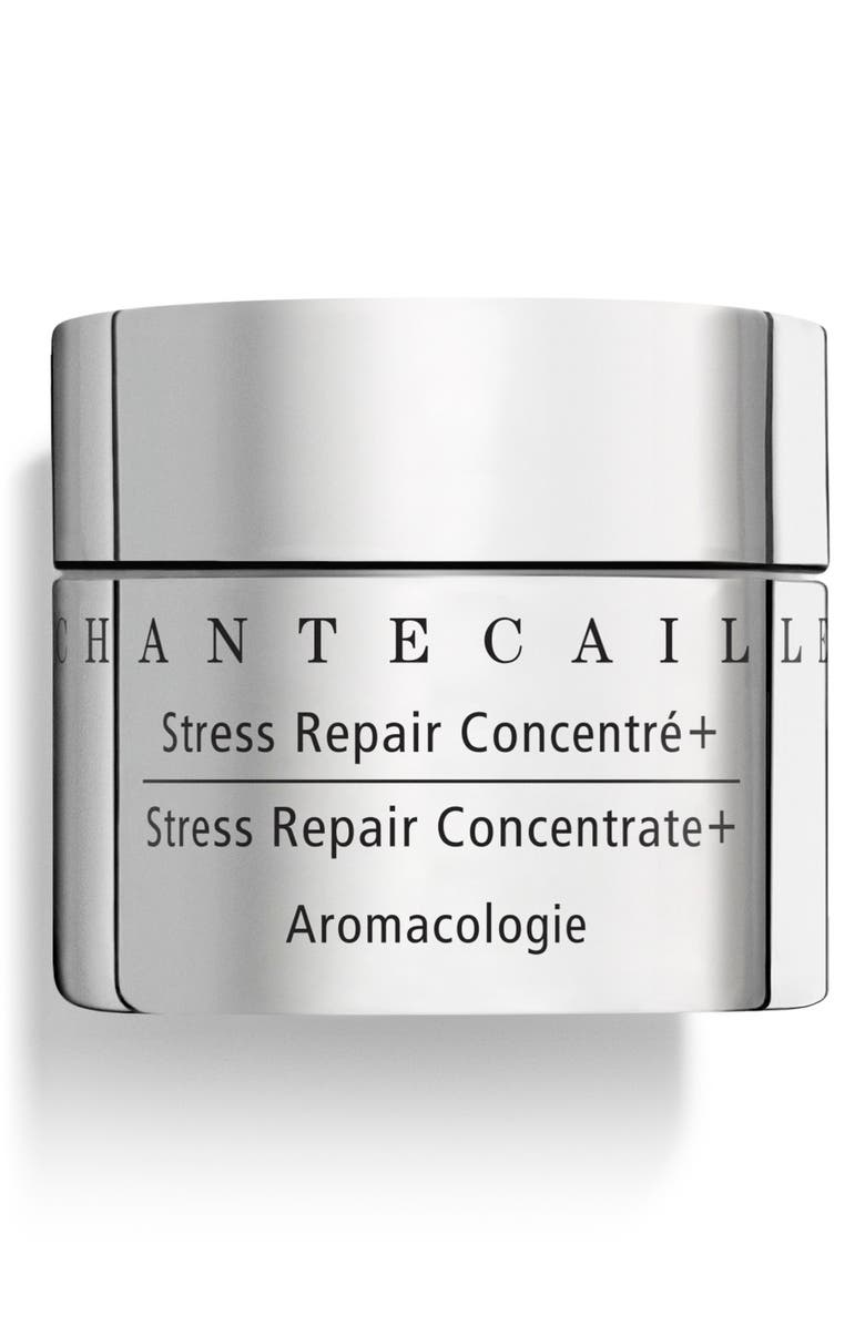 CHANTECAILLE Stress Repair Concentrate+ Eye Cream, Main, color, NO COLOR