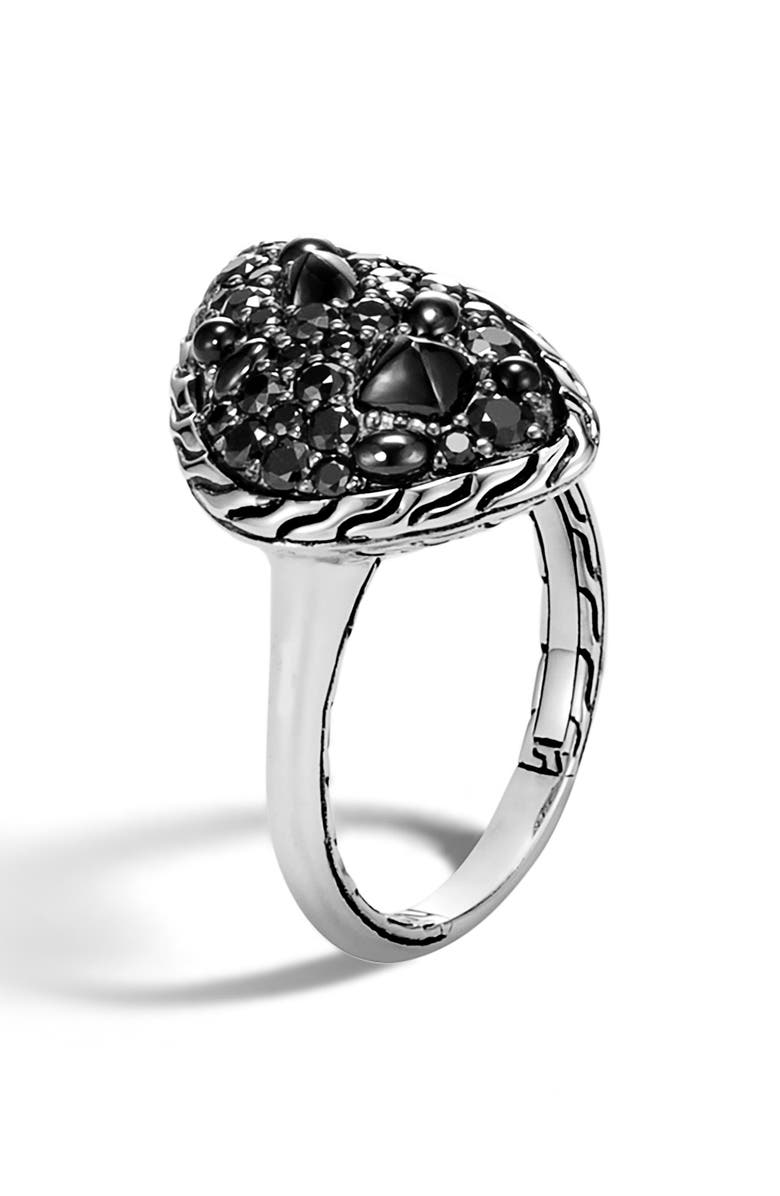 JOHN HARDY Classic Chain Small Stone Ring, Main, color, 001
