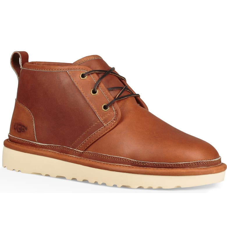 UGG<SUP>®</SUP> Neumel Pinnacle Chukka Boot, Main, color, 212