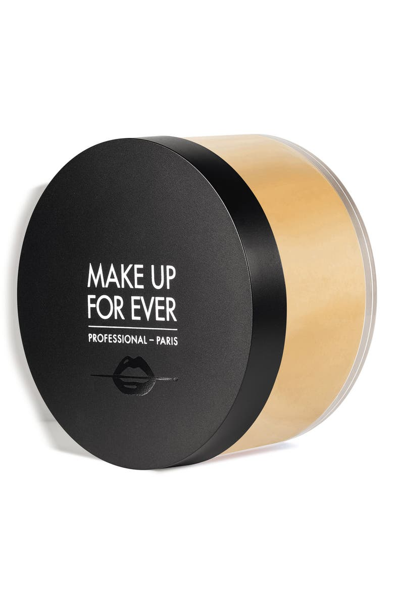 MAKE UP FOR EVER Ultra HD Matte Setting Powder, Main, color, 3.0 GOLDEN NEUTRAL