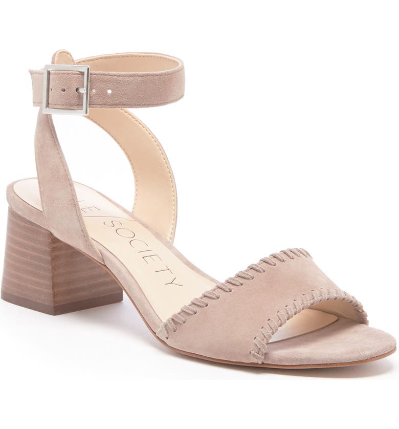SOLE SOCIETY Sylie Ankle Strap Sandal, Main, color, 250