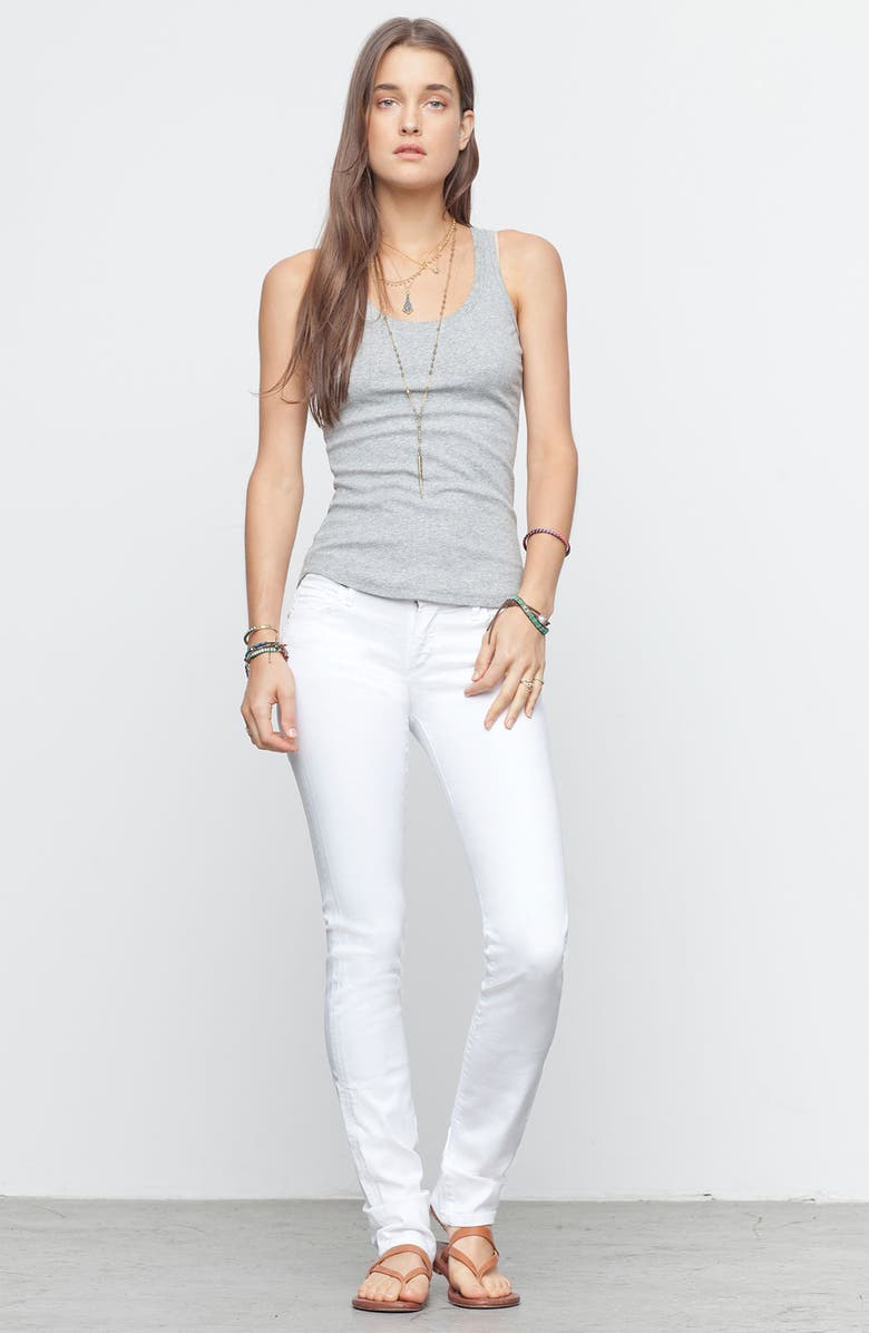 CITIZENS OF HUMANITY 'Elson' Straight Leg Jeans, Main, color, SANTORINI