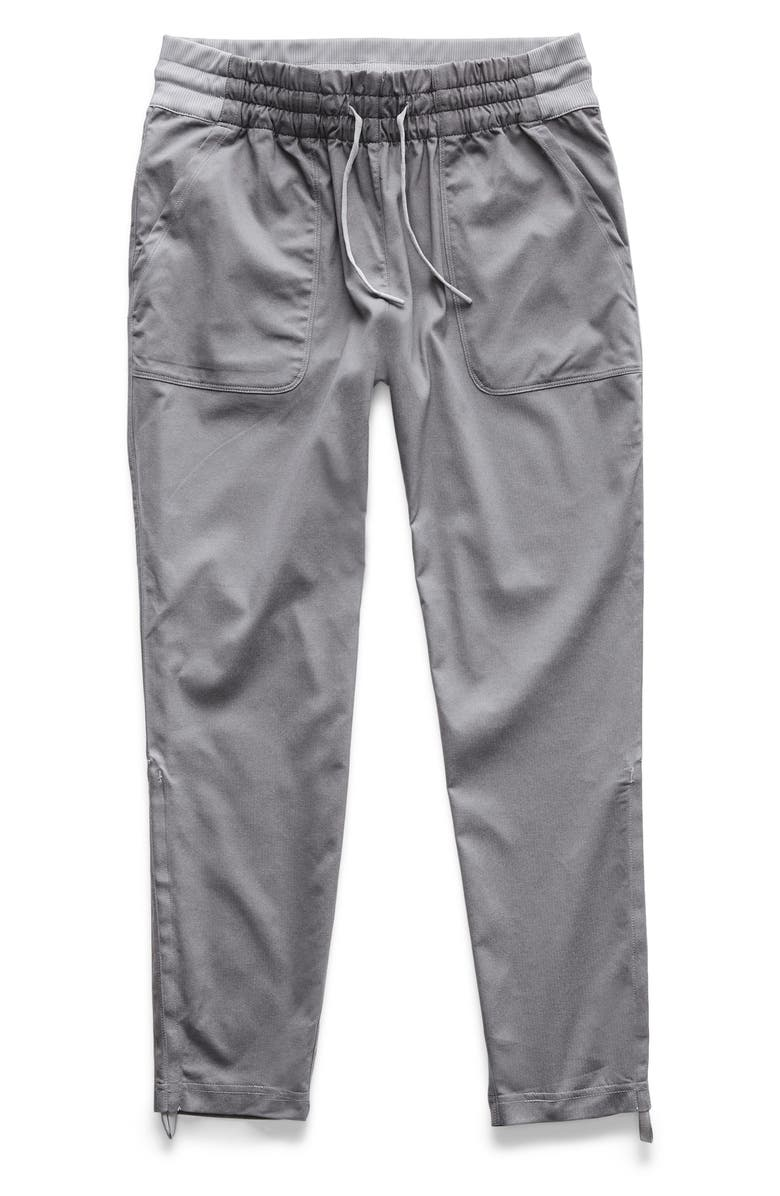 THE NORTH FACE Aphrodite Motion 2.0 Pants, Main, color, TNF MEDIUM GREY HEATHER