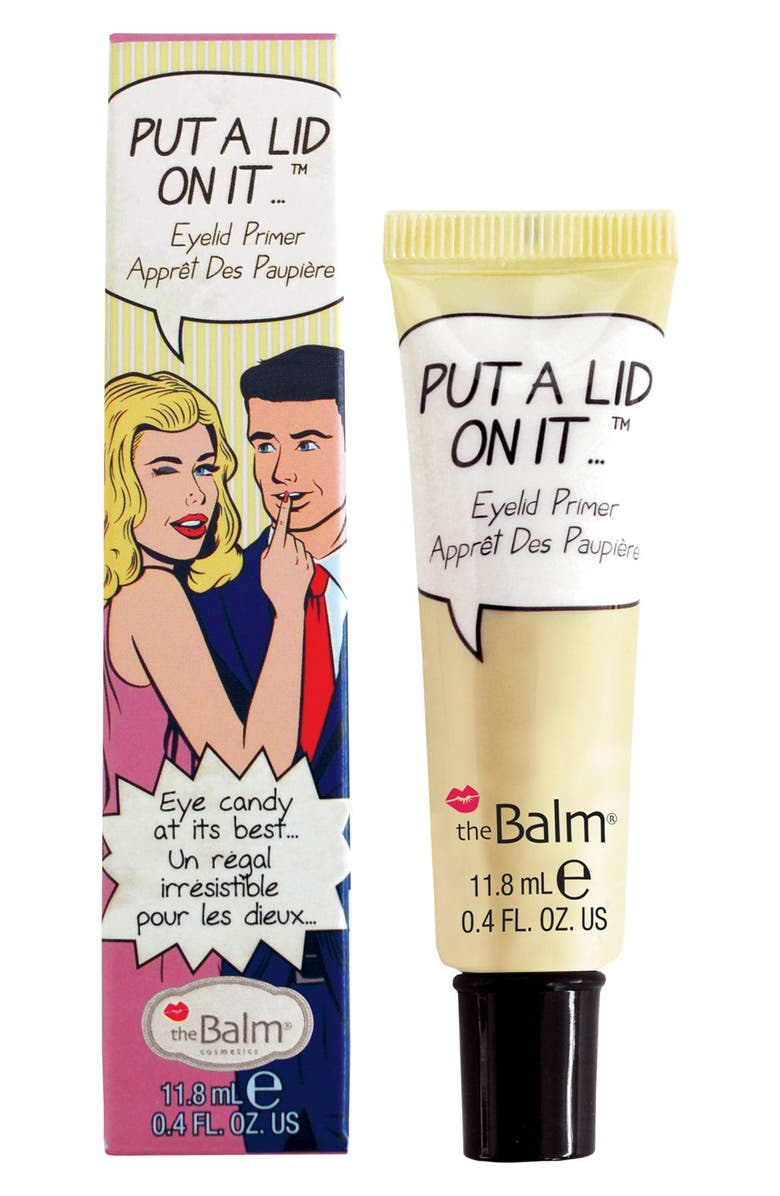 THEBALM<SUP>®</SUP> 'Put A Lid On It<sup>®</sup>' Primer, Main, color, 000