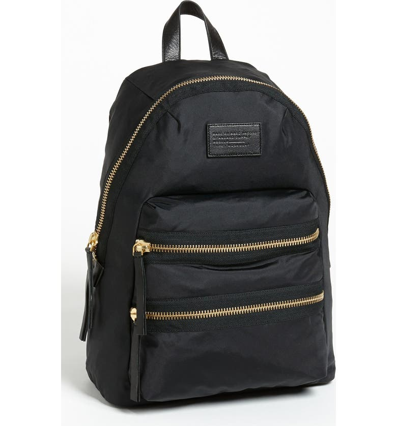 MARC JACOBS MARC BY MARC JACOBS 'Domo Arigato Packrat' Backpack, Main, color, 001
