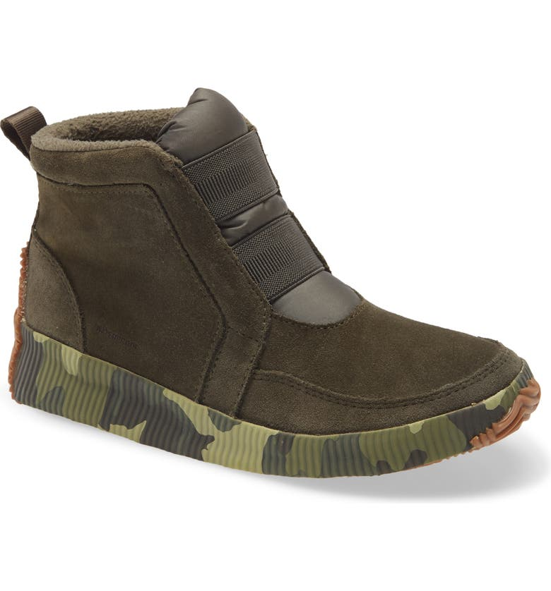 SOREL Out N About Plus Waterproof Boot, Main, color, ALPINE TUNDRA