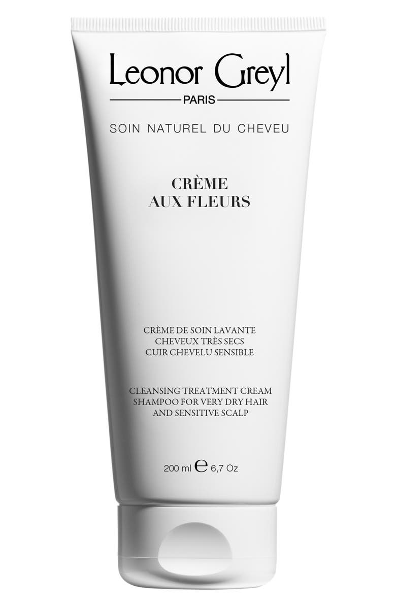 LEONOR GREYL PARIS Crème Aux Fleurs Cream Shampoo, Main, color, No Color