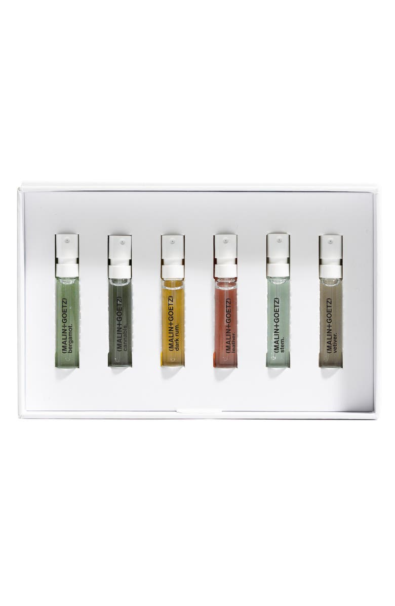 MALIN+GOETZ Fragrance Discovery Set, Main, color, NO COLOR