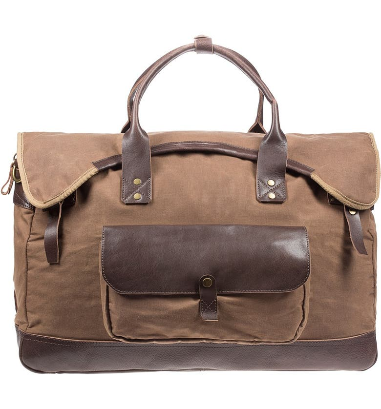 WILL LEATHER GOODS 'Mt. Hood' Duffel Bag, Main, color, 235