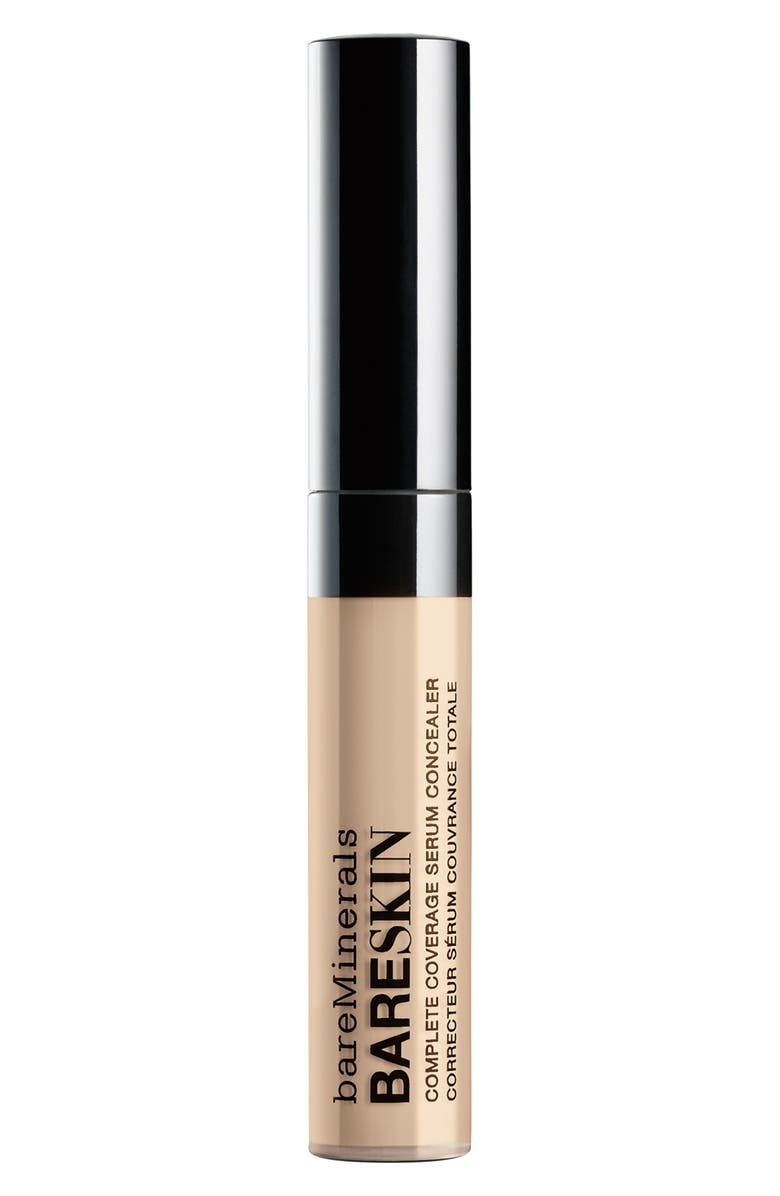 BAREMINERALS<SUP>®</SUP> bareSkin<sup>®</sup> Complete Coverage Serum Concealer, Main, color, FAIR