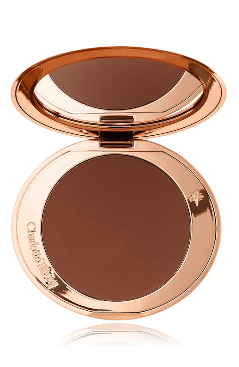 CHARLOTTE TILBURY Airbrush Flawless Finish Bronzing Powder, Main, color, 4 DEEP