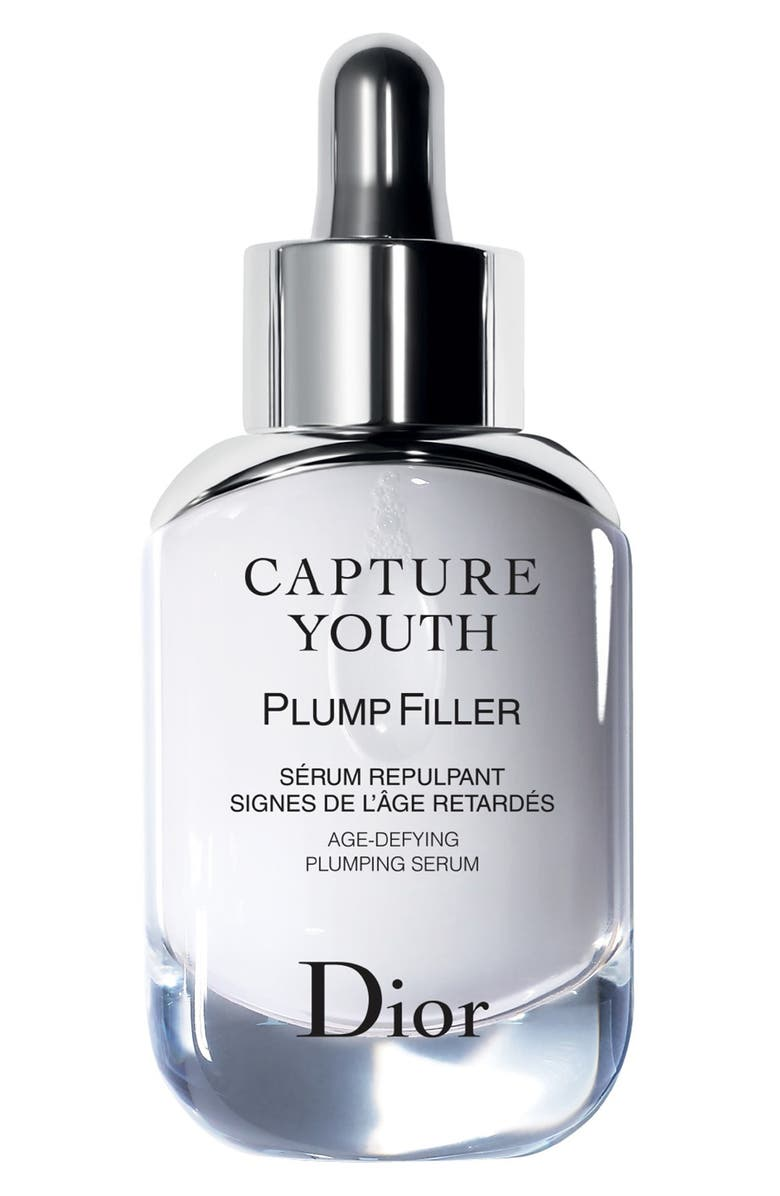 DIOR Capture Youth Plump Filler Age-Delay Plumping Serum, Main, color, No Color