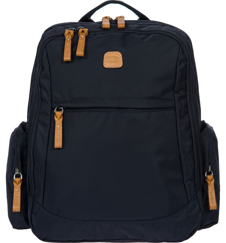 BRIC'S X-Travel Nomad Backpack, Main, color, NAVY