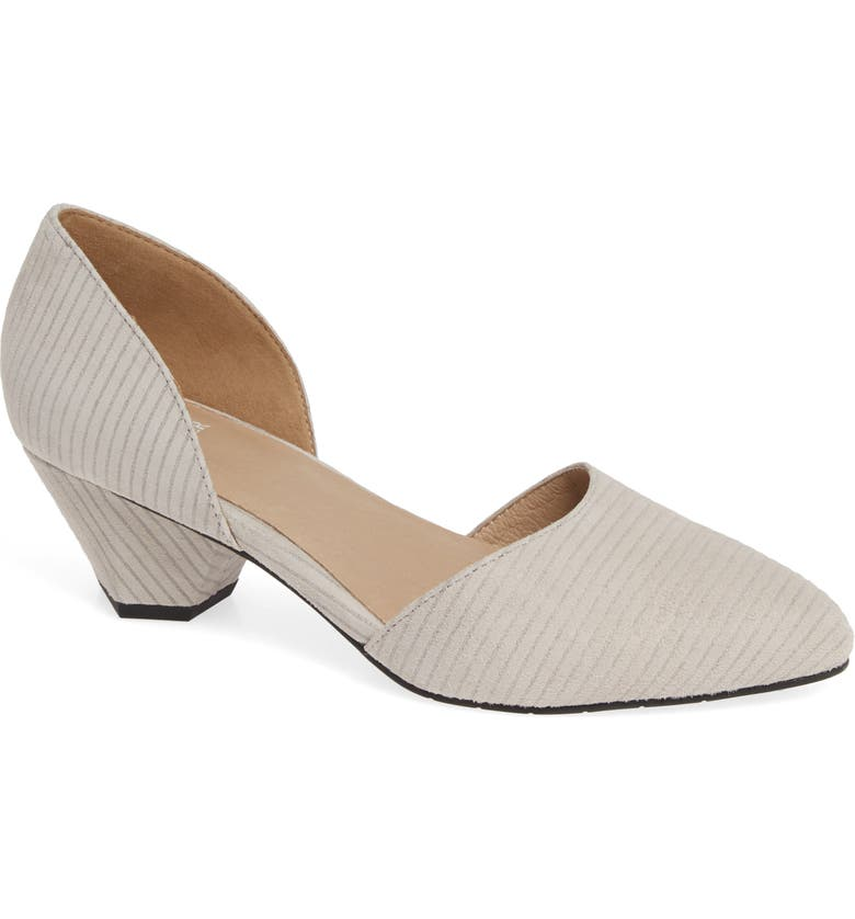 EILEEN FISHER Rumi d'Orsay Pump, Main, color, 105