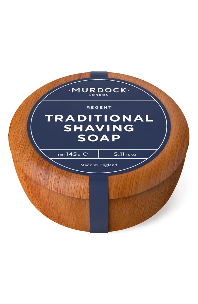 MURDOCK LONDON Traditional Shaving Soap, Main, color, 000