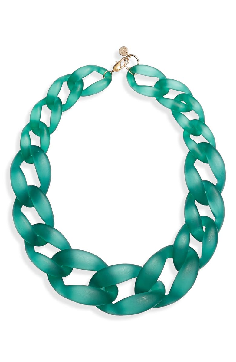 KNOTTY Links Necklace, Main, color, 300