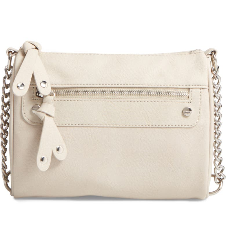 BP. Double Stud Crossbody Bag, Main, color, 023