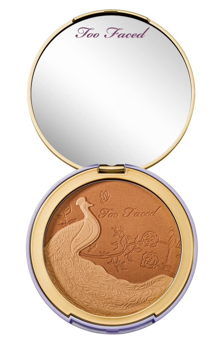 TOO FACED Natural Lust Satin Dual-Tone Bronzer, Main, color, No Color