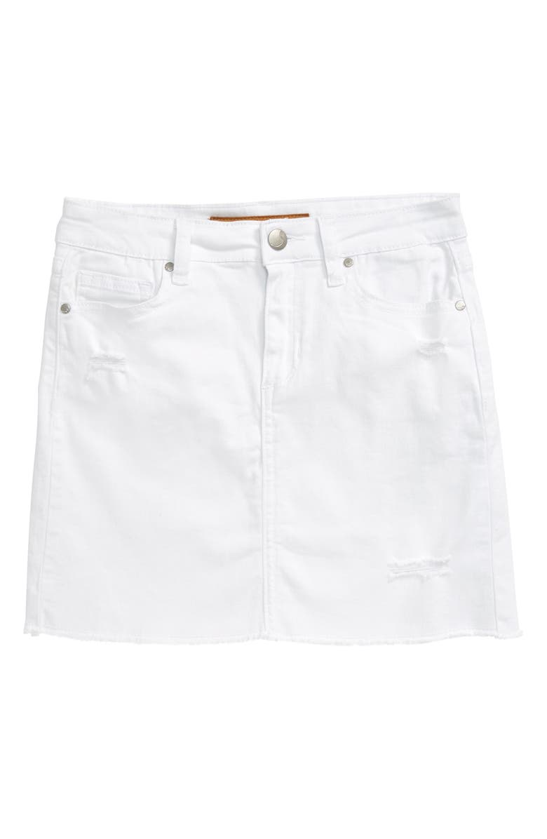 JOE'S The Markie Denim Skirt, Main, color, 193