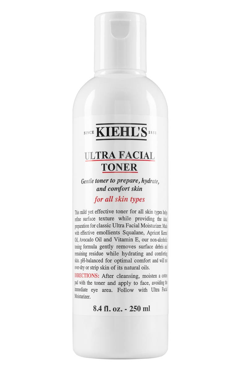 KIEHL'S SINCE 1851 Ultra Facial Toner, Main, color, NO COLOR