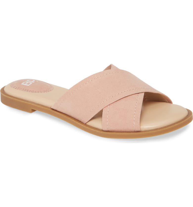 BP. Winnie Slide Sandal, Main, color, 270
