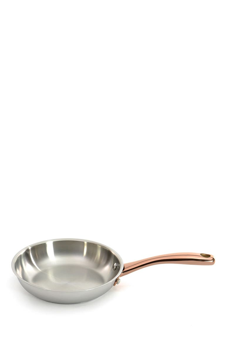 """BERGHOFF INTERNATIONAL Ouro Gold 8"""" Fry Pan, Main, color, SILVER"""