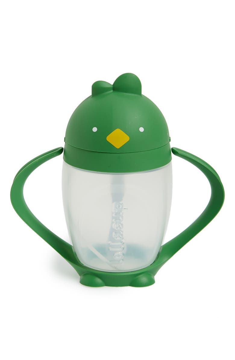 LOLLALAND <sup>®</sup> 'Lollacup' Sippy Cup, Main, color, GOOD GREEN