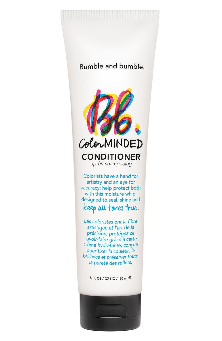 BUMBLE AND BUMBLE. Color Minded Conditioner, Main, color, No Color