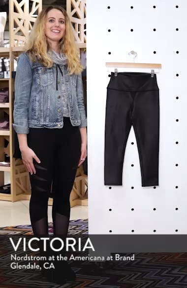 High Waist Airbrush Capris, sales video thumbnail