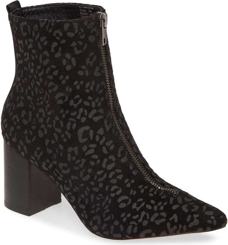 COCONUTS BY MATISSE Clarissa Zip Pointed Toe Boot, Main, color, 006