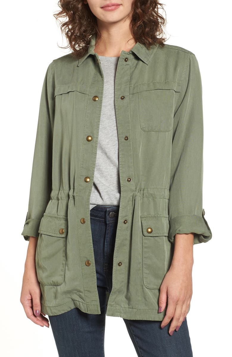 JOULES Safari Jacket, Main, color, 300