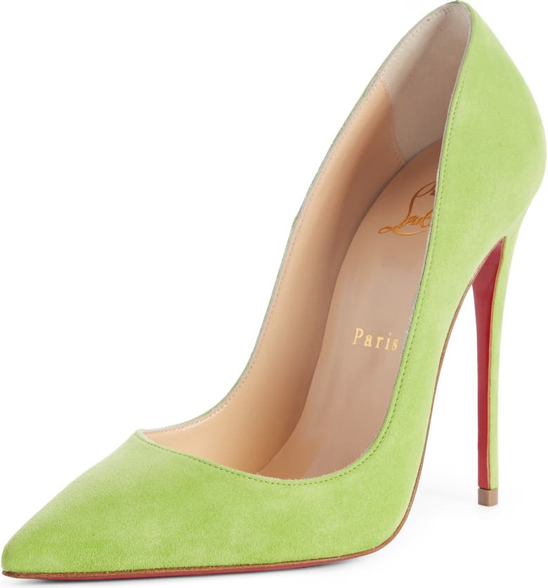 CHRISTIAN LOUBOUTIN So Kate Pointy Toe Pump, Main, color, 320