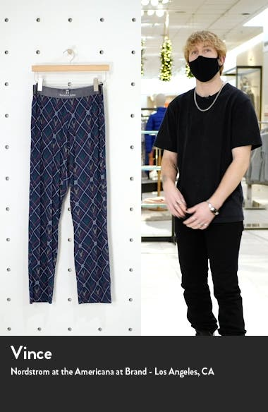 Second Skin Print Lounge Pants, sales video thumbnail